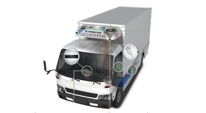 电动冷藏机组